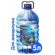 Вода Rusoxy / Русокси для аквариумов 5 литров