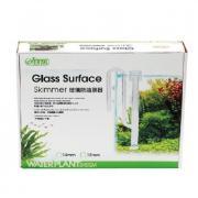 Заборник воды Ista стеклянный совмещенный со скиммером для внешних фильтров, 12 мм