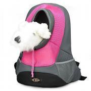 Кошка Собака Переезд и перевозные рюкзаки Животные Корзины Компактность Дышащий Красный Зеленый Синий Для домашних животных