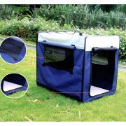 """Дом-тент для собак """"Triol"""", 53,5 см х 38 см х 46 см"""