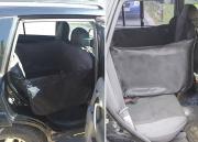 """Автогамак для перевозки крупных собак """"Auto Premium"""", суперусиленный, с защитой дверей. 77044"""