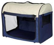 Сумка-переноска TRIXIE Tcamp 55x55x40см синий, серый