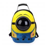 Рюкзак переноска для собак и кошек Миньон