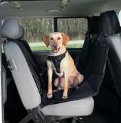 Автогамак для собак Trixie автомобильная подстилка 1324 1,45 Х 1,60 см
