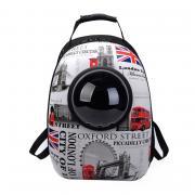 Рюкзак переноска для собак и кошек London