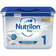 Молочная смесь Nutrilon 1 Superpremium ProFutura с рождения 800 г