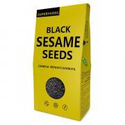 Компас Здоровья Семена черного кунжута, 150 гр, Компас Здоровья