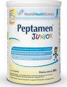 Peptamen Junior Смесь на основе гидролизованного белка молочной сыворотки для детей от 1 года до 10 лет, 400 г
