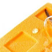 Аэрозоль шоколадный ДОЛЬЧЕ ВЕЛЮТО оранжевый, 400 мл.