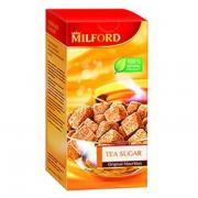 Milford Сахар коричневый тростниковый Милфорд кусковой 500гр