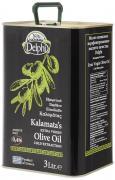 Delphi Extra Virgin масло оливковое, 3 л