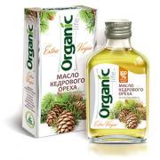 Organic Life Масло пищевое нерафинированное кедровое, 100 мл, Organic Life
