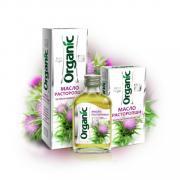 Organic Life Масло пищевое нерафинированное расторопши, 250 мл, Organic Life
