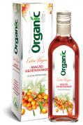 Organic Life Масло пищевое нерафинированное облепиховое, 500 мл, Organic Life