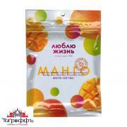 Манго натурально высушенный (БЕЗ САХАРА) 80 гр.