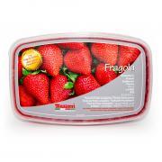 Пюре клубничное замороженное без сахара, MAZZONI, 1 кг (пл/конт)