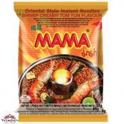 Лапша Мama® кремовая со вкусом Tom Yum 60 гр.