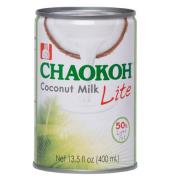 Chaokoh Кокосовое молоко LITE, 400 мл, CHAOKOH