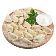 Вареники с картофелем и квашеной капустой (Ферма Белан С.В.) 500 гр