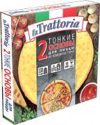 Основа для пиццы Caesar La Trattoria тонкая 330г