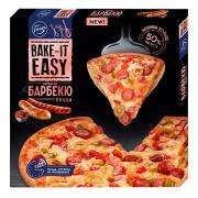 Пицца Fazer BIE колбаски барбекю замороженная 385 гр