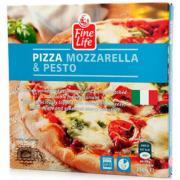 Пицца Fine Life Моцарелла и песто 350 гр