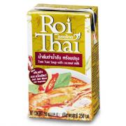 Суп-основа Том Ям с кокосовым молоком ROI THAI, 250мл