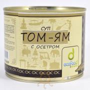 Суп Том Ям с осетром Ecofood, 530г