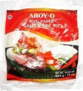 Рисовая бумага AROY-D 22 см., 50 листов