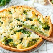 Пирог с брокколи и цветной капустой (Ферма Митрофанов Е.О.) 800 гр