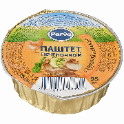 Курганский МК Паштет Печёночный с куриной печенью 95г
