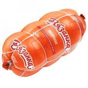 Колбаса Вязанка молочная стародворская, вареная 1,3 - 1,4 кг