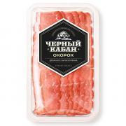 Клинский МК Окорок Клинский Чёрный Кабан сырокопчёный нарезка 95 гр