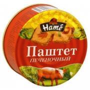 Паштет Hame Печеночный ж/б