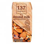 Молоко миндальное с нектаром кокосовых соцветий 137 Degrees, 180мл