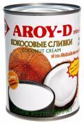 Коктейли Aroy-D Сливки кокосовые