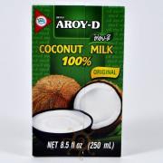 Молоко кокосовое (жирность 17-19%) Aroy-D, 250 мл