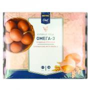 Яйцо куриное Metro Chef Омега-3 коричневое С1 20 шт.