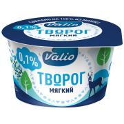 Творог Valio мягкий обезжиренный 0.1 % 180 г
