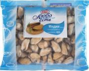Мидии варено мороженные 400 гр. Vici