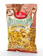 Смесь Халдирамс Хара Чивда (Haldiram's Hara Chiwda Sweet&Spicy Blend Of Puffed Rice, Nuts Raisins), 200г