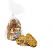 Хлеб Бездрожжевой зерновой внарезку