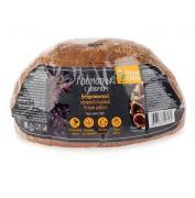 Хлеб из смеси рж/пш муки заварной, подовый «Ароматный» 300г