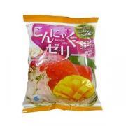 Десерт конняку с соком манго желе порционное, YUKIGUNI 115 г