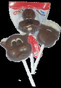Фигурный шоколад на палочке Chocs&more, 20г
