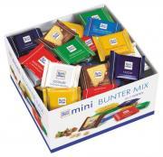 Ritter Sport Мини-набор шоколада Ritter Sport, 7 вкусов, 1400 грамм
