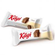 Вафли Kaegi Classic mini в молочном шоколаде 2500г