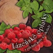 Вафли Clip-Bozena Jilkova с шоколадно-малиновой начинкой 175 гр