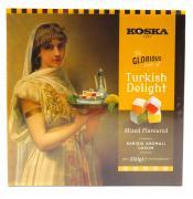 Лукум ассорти вкусов Turkish Delight Hazelnut (350г)