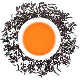 Красный чай с ароматом персика